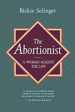 The Abortionist – A Woman Against the Law