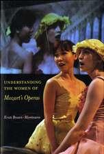 Understanding the Women of Mozart′s Operas