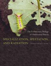 Specialization, Speciation and Radiation – The Evolutionary Biology of Herbivorous Insects