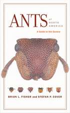 Ants of North America – A Guide to the Genera