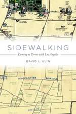 Sidewalking – Coming to Terms with Los Angeles