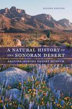 A Natural History of the Sonoran Desert 2e