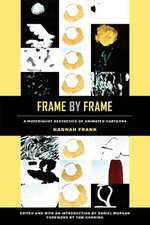 Frame by Frame – A Materialist Aesthetics of Animated Cartoons