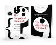 The Copyeditor`s Handbook and Workbook