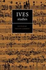 Ives Studies