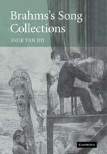 Brahms's Song Collections
