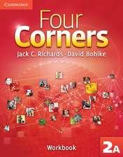 Four Corners Level 2 Workbook A