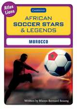 African Soccer Stars and Legends: Morocco