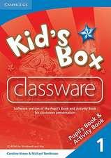 Kid's Box 1 Classware CD-ROM