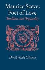 Maurice Scève Poet of Love