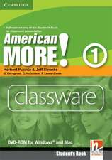 American More! Level 1 Classware DVD-ROM