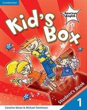 Kid's Box American English Level 1 Student's Book