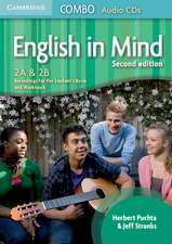 English in Mind Levels 2A and 2B Combo Audio CDs (3)