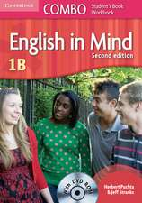 English in Mind Level 1B Combo B with DVD-ROM