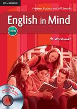 English in Mind Level 1 Workbook with Audio CD/CD-ROM for Windows