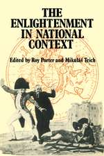 The Enlightenment in National Context