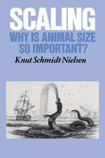 Scaling: Why is Animal Size so Important?