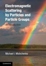 Electromagnetic Scattering by Particles and Particle Groups: An Introduction