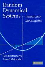 Random Dynamical Systems: Theory and Applications