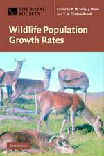 Wildlife Population Growth Rates