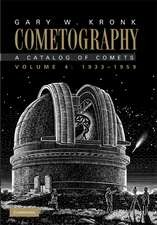Cometography: Volume 4, 1933–1959: A Catalog of Comets