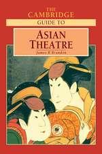 The Cambridge Guide to Asian Theatre
