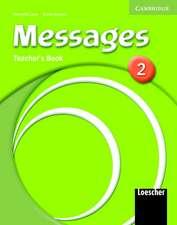 Messages 2 Teacher's Book Italian Version