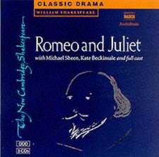 Romeo and Juliet 3 Audio CD Set