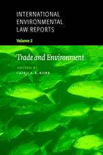 International Environmental Law Reports