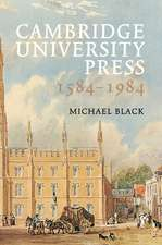 Cambridge University Press 1584–1984