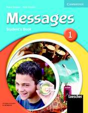 Messages 1 Student's Pack Italian Edition