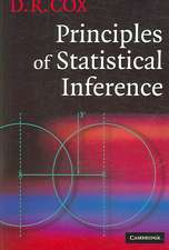 Principles of Statistical Inference