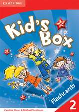 Kid's Box 2 Flashcards (pack of 101)