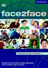 face2face Intermediate/Upper Intermediate DVD