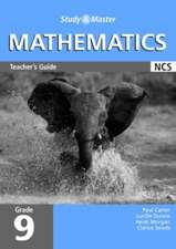Study and Master Mathematics Grade 9 Teacher's Guide