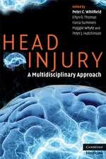 Head Injury: A Multidisciplinary Approach