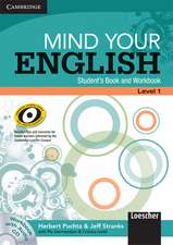 Mind your English Level 1 Student's Book and Workbook with Audio CD (Italian Edition)