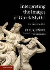 Interpreting the Images of Greek Myths: An Introduction