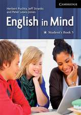 English in Mind Level 5 Student's Book (Middle Eastern edition)