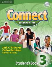 Connect 3 Student's Book with Self-study Audio CD