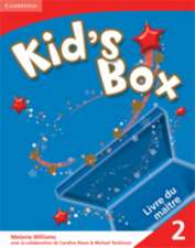 Kid's Box Level 2 Teacher's Book French edition