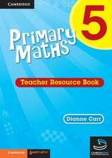 Primary Maths Teacher's Resource Book 5