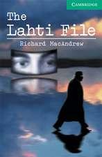 The Lahti File Level 3