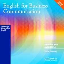 English for Business Communication Audio CD Set (2 CDs)