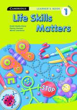 Life Skills Matters Grade 1 Student's Book
