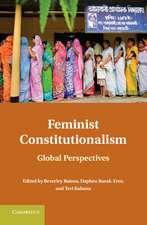 Feminist Constitutionalism: Global Perspectives