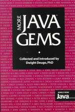 More Java Gems