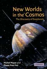 New Worlds in the Cosmos: The Discovery of Exoplanets