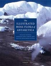 Illustrated Moss Flora of Antarctica