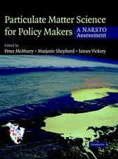 Particulate Matter Science for Policy Makers: A NARSTO Assessment